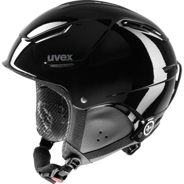 UVEX P1US JUNIOR black S566180200 52-54 cm