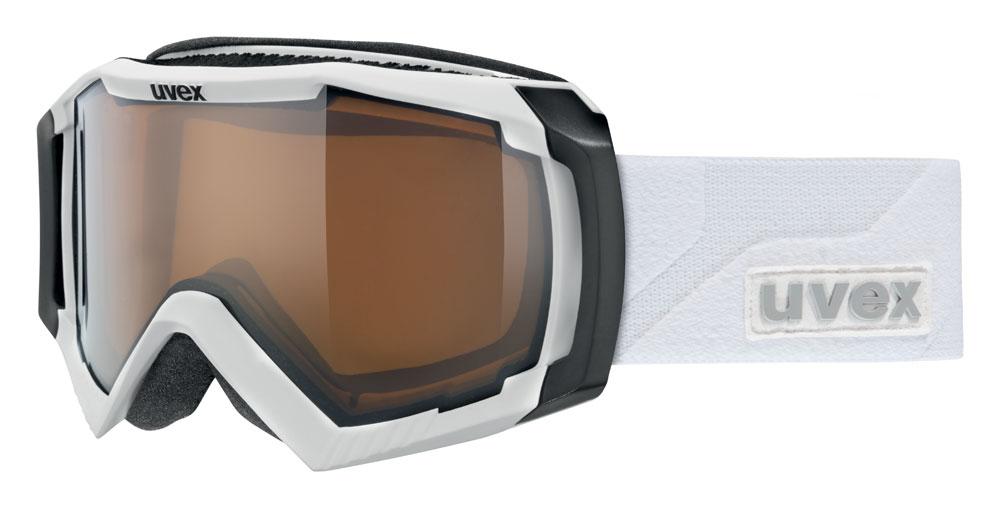 UVEX APACHE II VP, white mat S5506250121