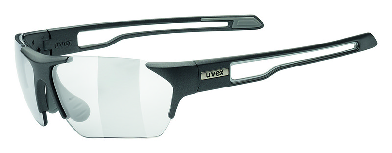 UVEX SPORTSTYLE 202 SMALL VARIO, GREY MAT/SMOKE