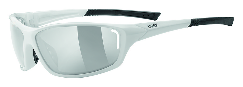 UVEX SPORTSTYLE 210, WHITE BLACK/SILVER