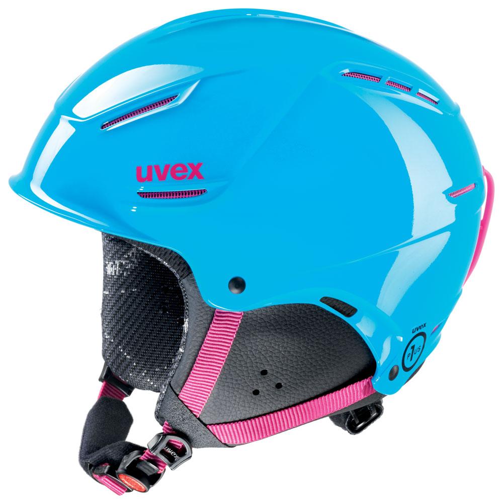 UVEX P1US JUNIOR cyan-pink S566180490 16/17 52-54 cm