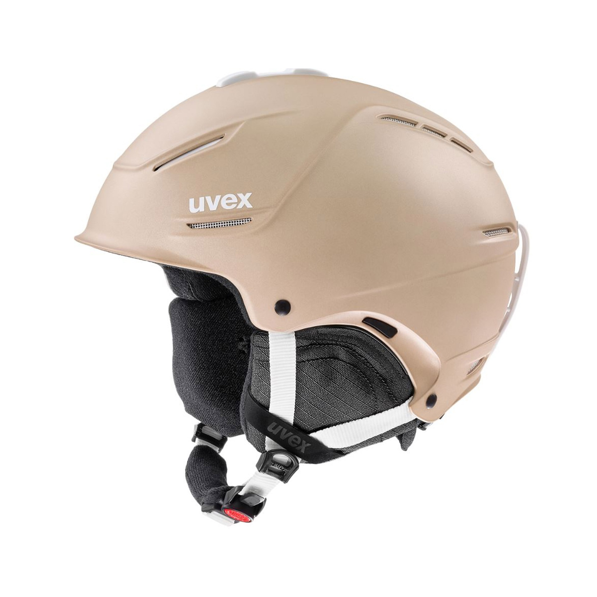 UVEX P1US 2.0 prosecco met mat S566211920 19/20 55-59 cm