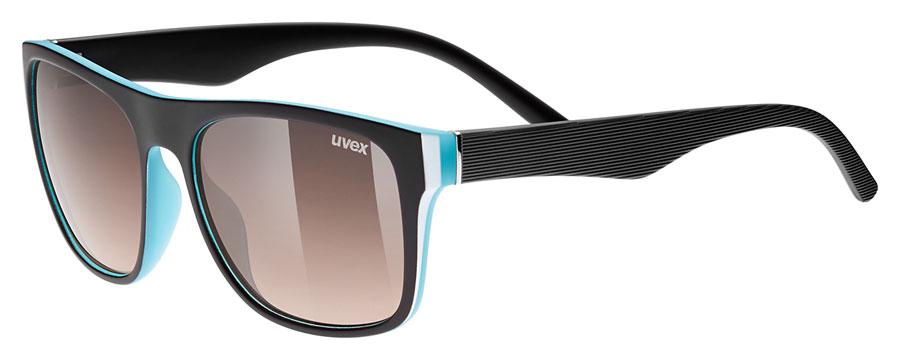 UVEX LGL 26, BLACK BLUE