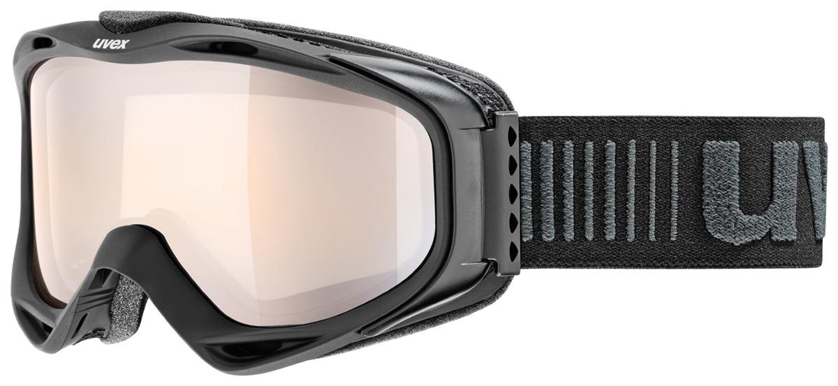 UVEX G.GL 300 VLM black mat/litemirror silver S5502172023