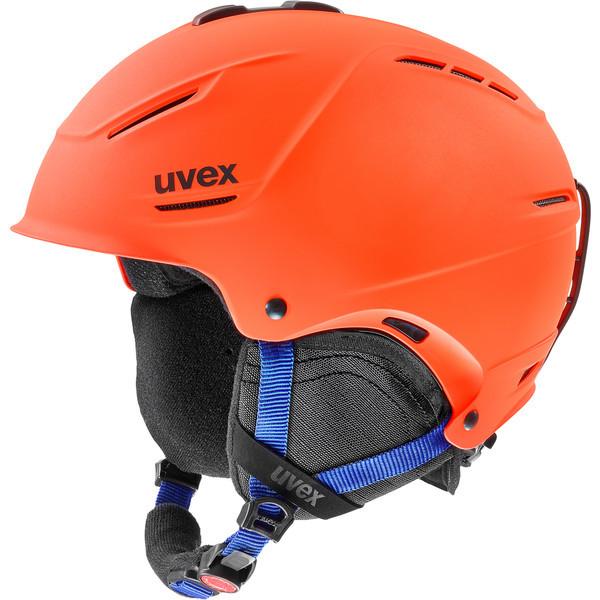 UVEX P1US 2.0 orange-blue mat S566211800 55-59 cm