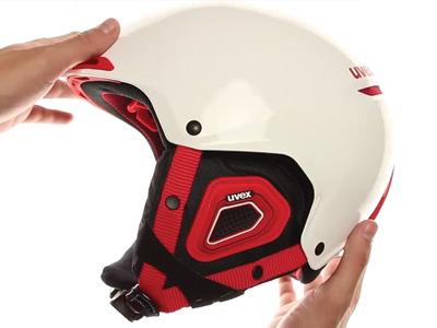 UVEX JAKK+ white-red S566182130